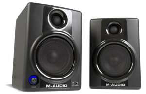 M-Audio Studiophile AV40 Mac La Boutique Strasbourg